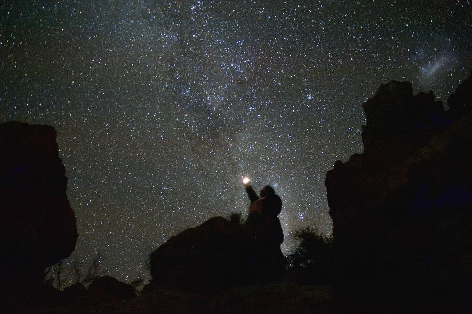 Desire Stargazing