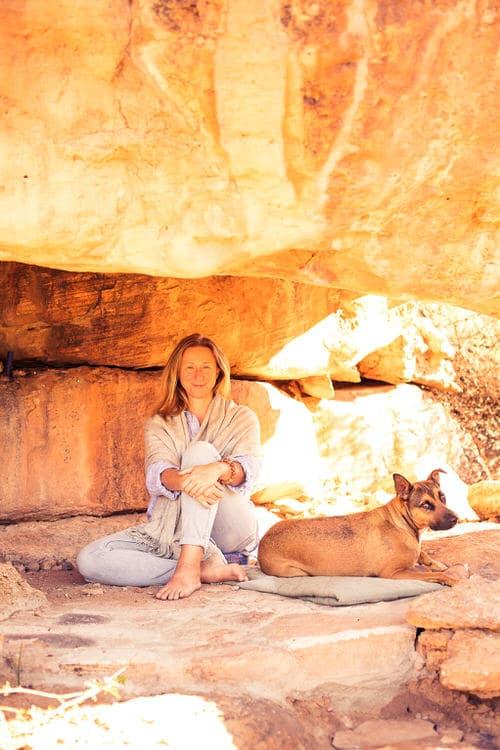 Daria Rasmussen Owner And Yoga Nidra Teacher At Bliss Amp Stars